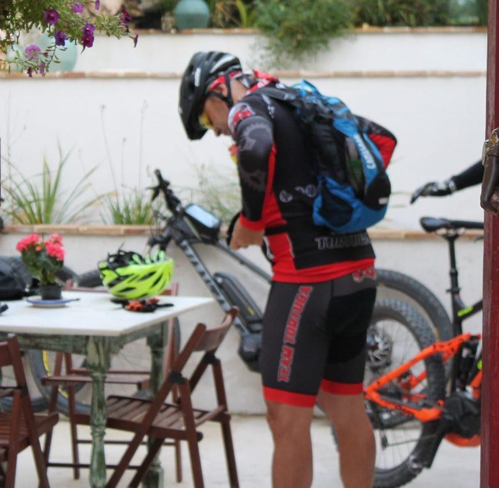 Alquiler bicicletas La Vall de Gallinera Caferminet.es