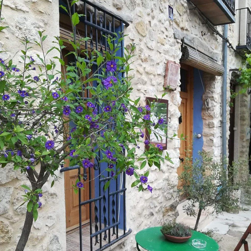 La casa La Vall de Gallinera Caferminet.es